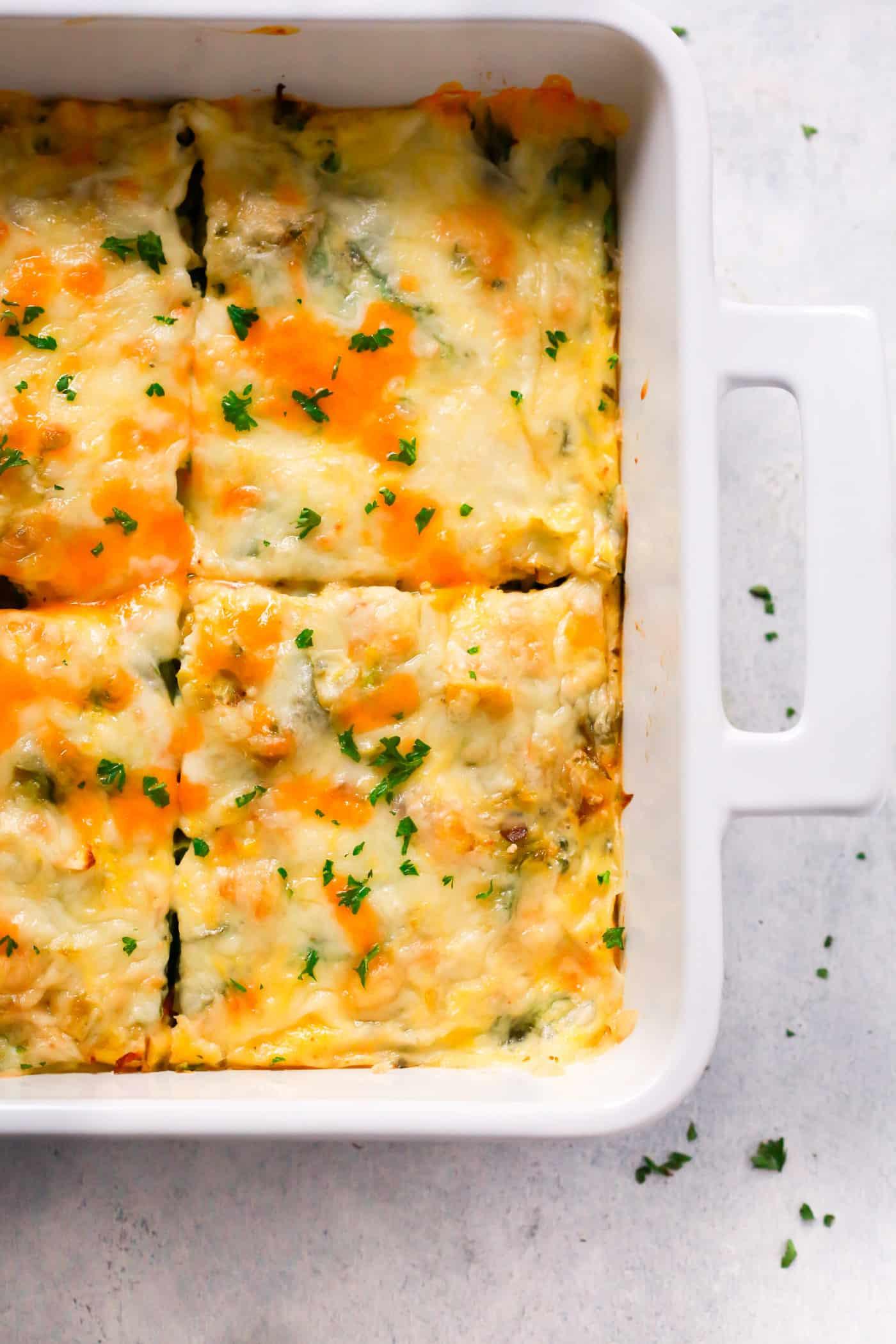 Make Ahead Breakfast Casserole Healthy  Make Ahead Veggie Breakfast Casserole Primavera Kitchen