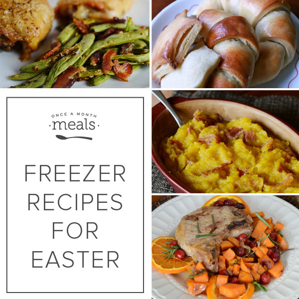 Make Ahead Easter Side Dishes  Dishes To Make For Easter Dinner