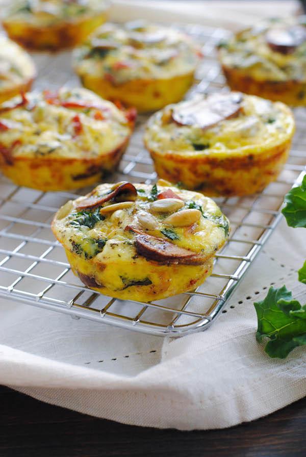 Make Ahead Healthy Breakfast  Make Ahead Breakfast Muffins Foxes Love Lemons