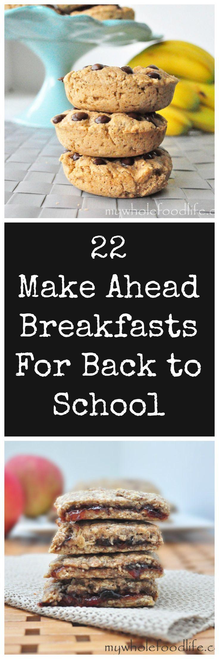 Make Ahead Healthy Breakfast  16 curated HOT Games ideas by marym2179