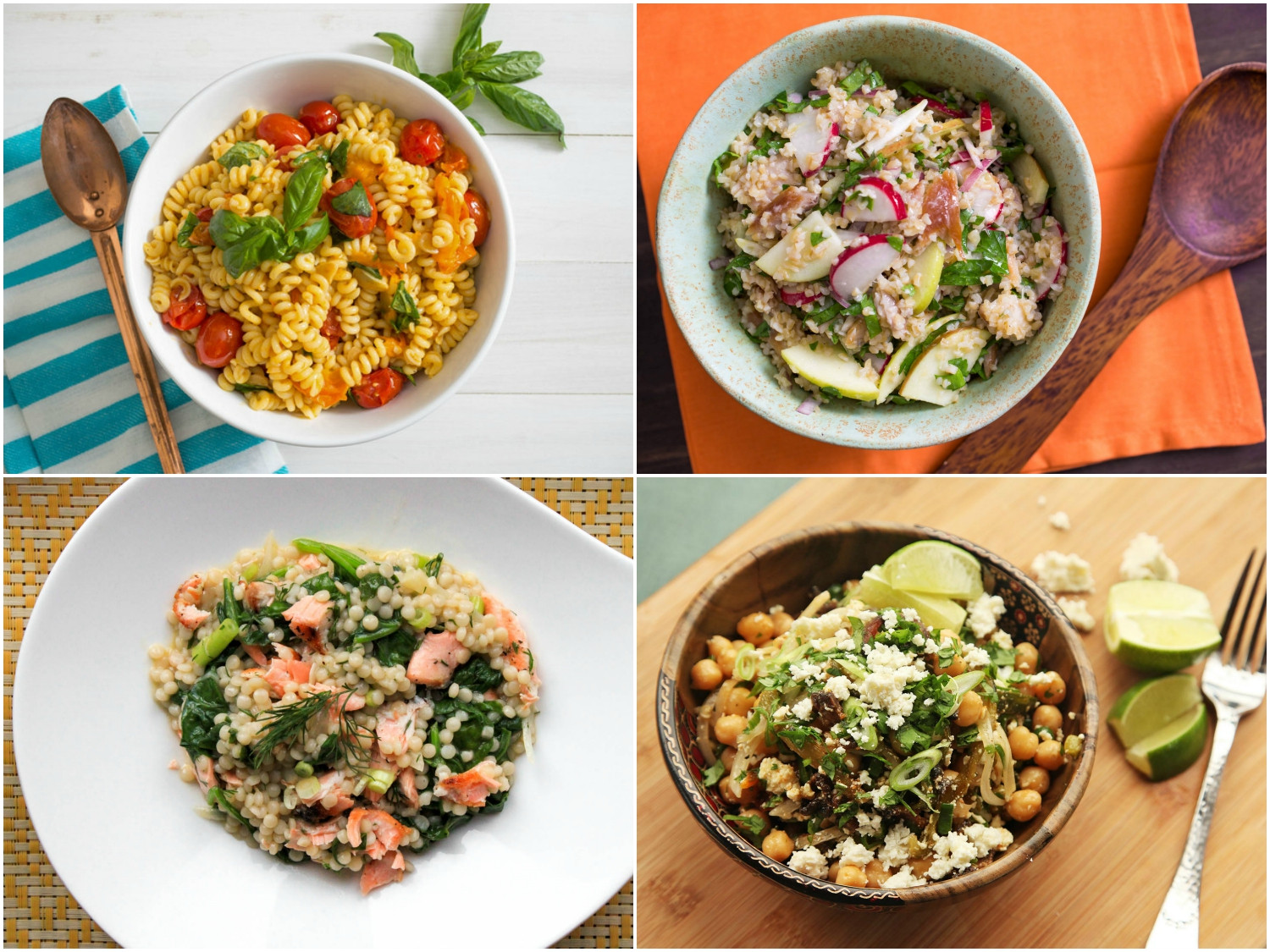 Make Ahead Healthy Lunches  31 Hearty Healthy ish Make Ahead Lunches