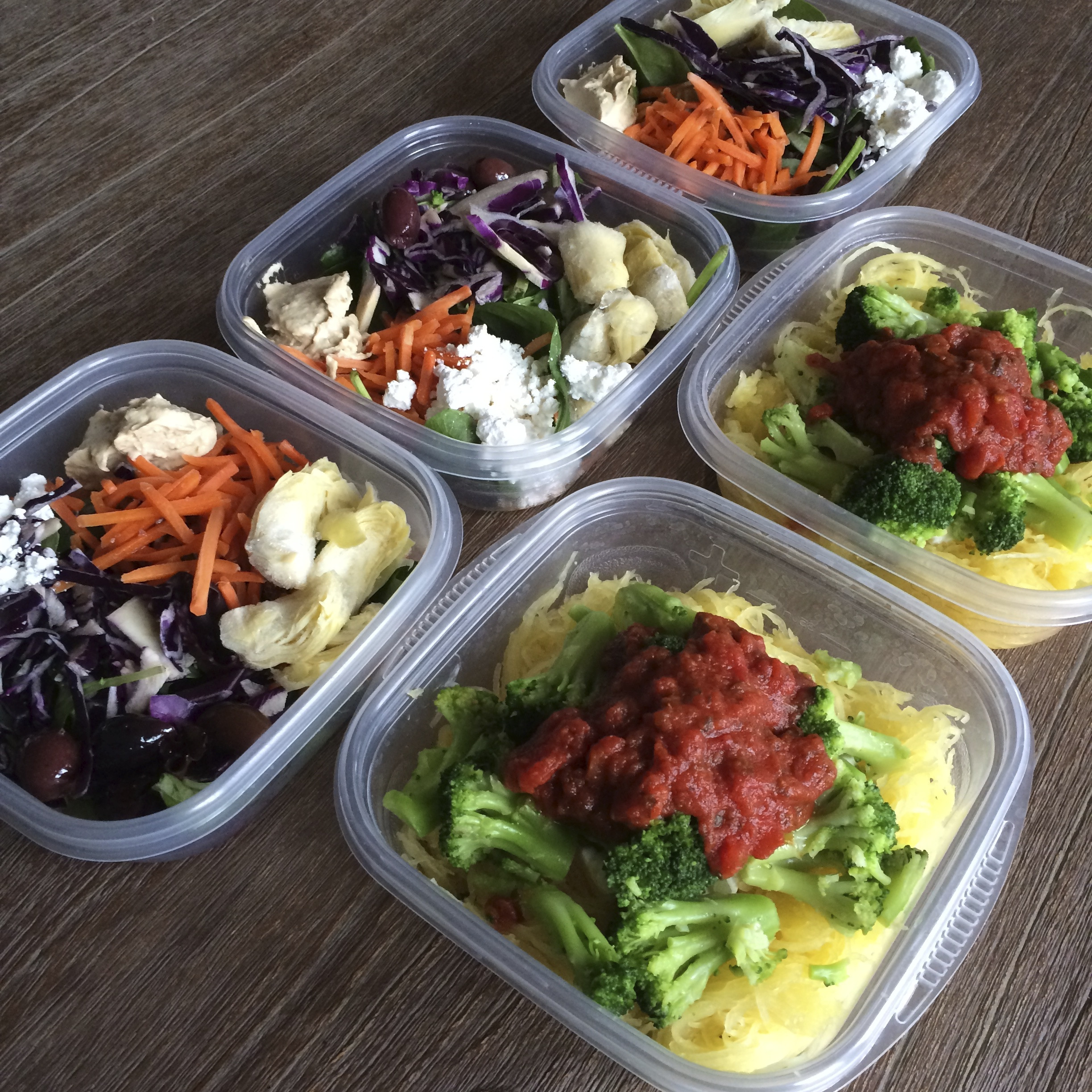 Make Ahead Healthy Lunches  Make Ahead Lunches