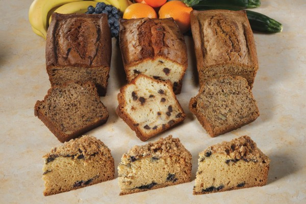 Make Healthy Bread  Make Your Quick Breads Healthy