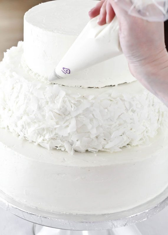Making A Wedding Cakes  How to Make Your Own Wedding Cake Etsy Journal