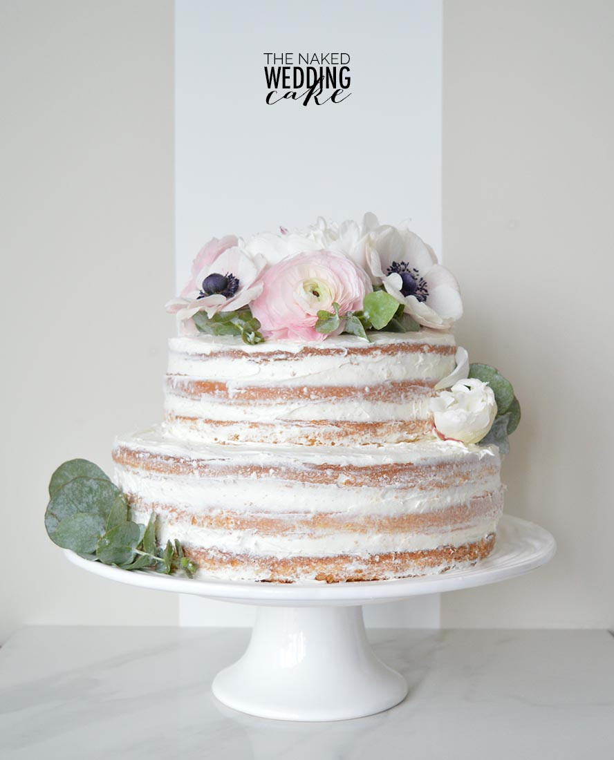 Making A Wedding Cakes  How to Make Your Own Wedding Cake