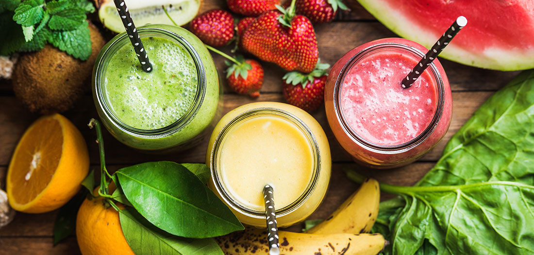 Making Healthy Smoothies At Home  Healthy Snacks You Should Make at Home