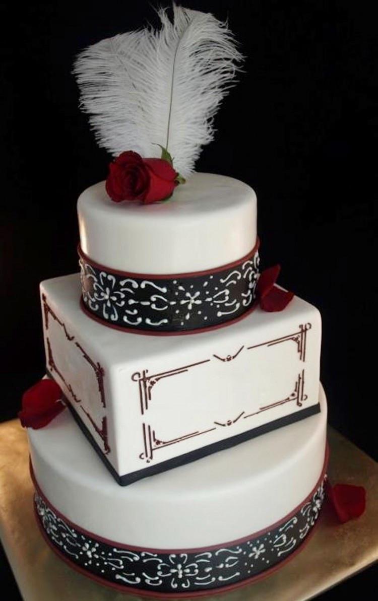 Making Wedding Cakes Beginners  Wedding Cake Decorating Tips Cake Decorating Ideas For