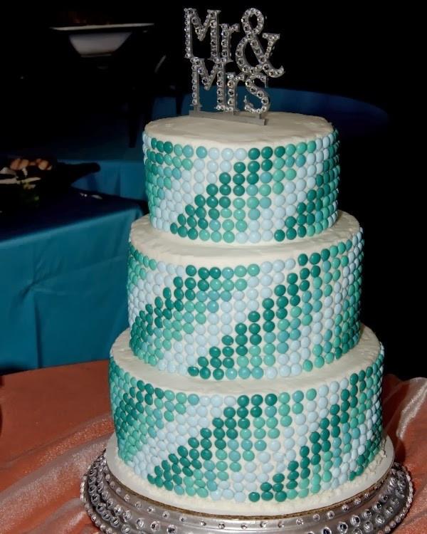 M&M Wedding Cakes  Alternative alla torta nuziale