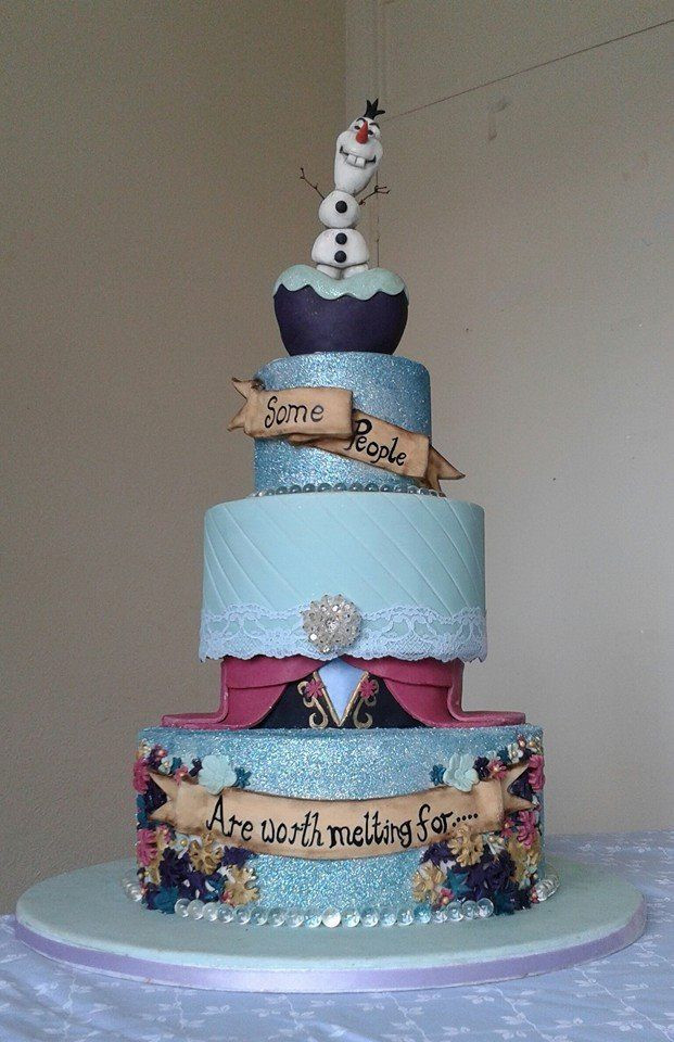 M&M Wedding Cakes  1000 images about Bake me a cake as fast as you can on