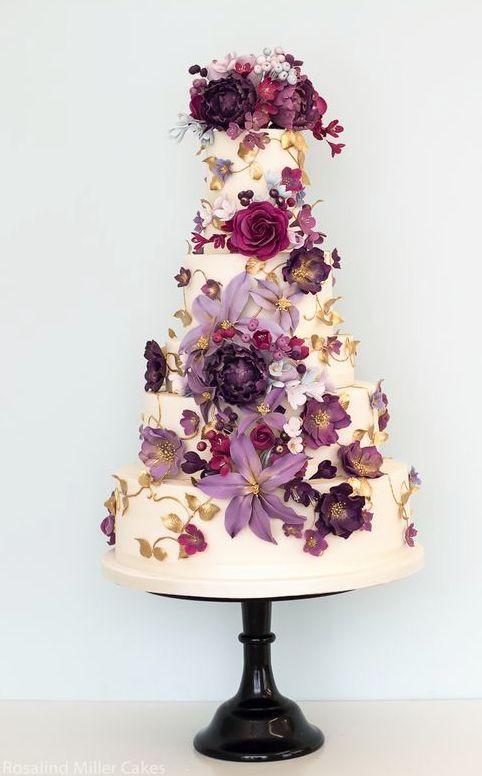 M&M Wedding Cakes  1000 ideas about Baby Birthday Cakes on Pinterest