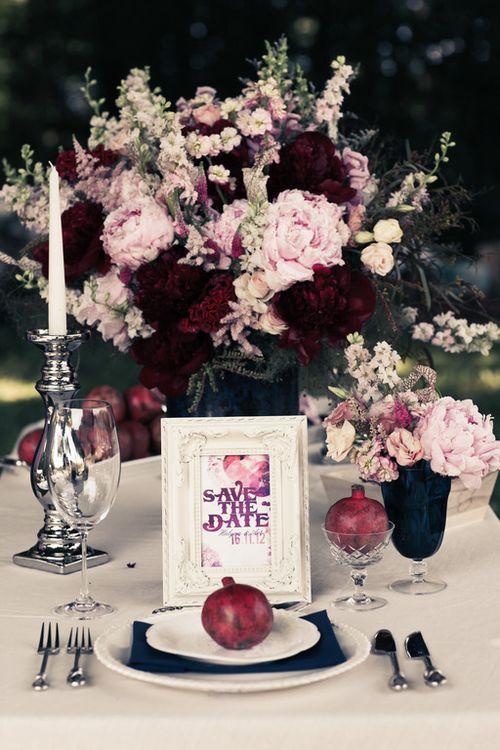 M&M Wedding Cakes  Гранатовая свадьба или свадьба в рубиновом цвете 3