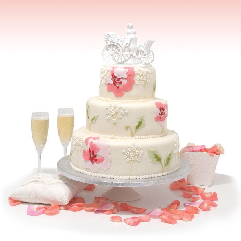 Market Of Choice Wedding Cakes  Wedding Cakes