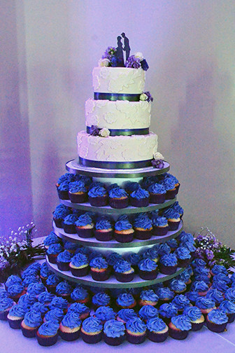 Market Street Wedding Cakes  Confections of a Cake Lover Wedding Cake Gallery