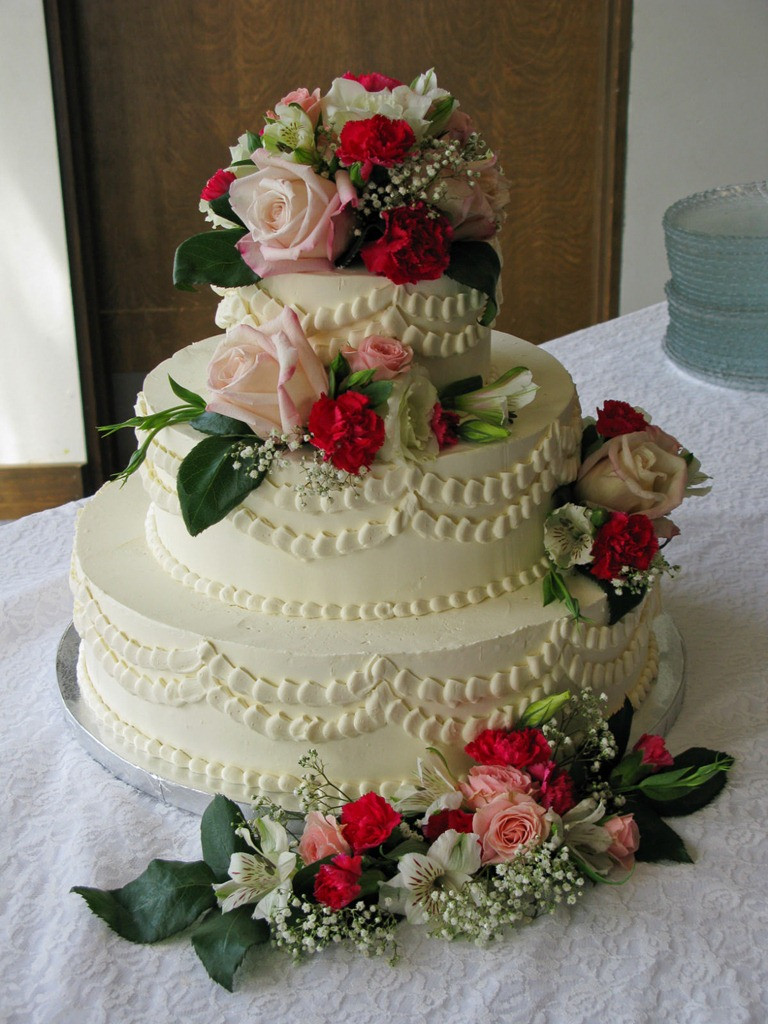 Market Street Wedding Cakes  Cake Gallery