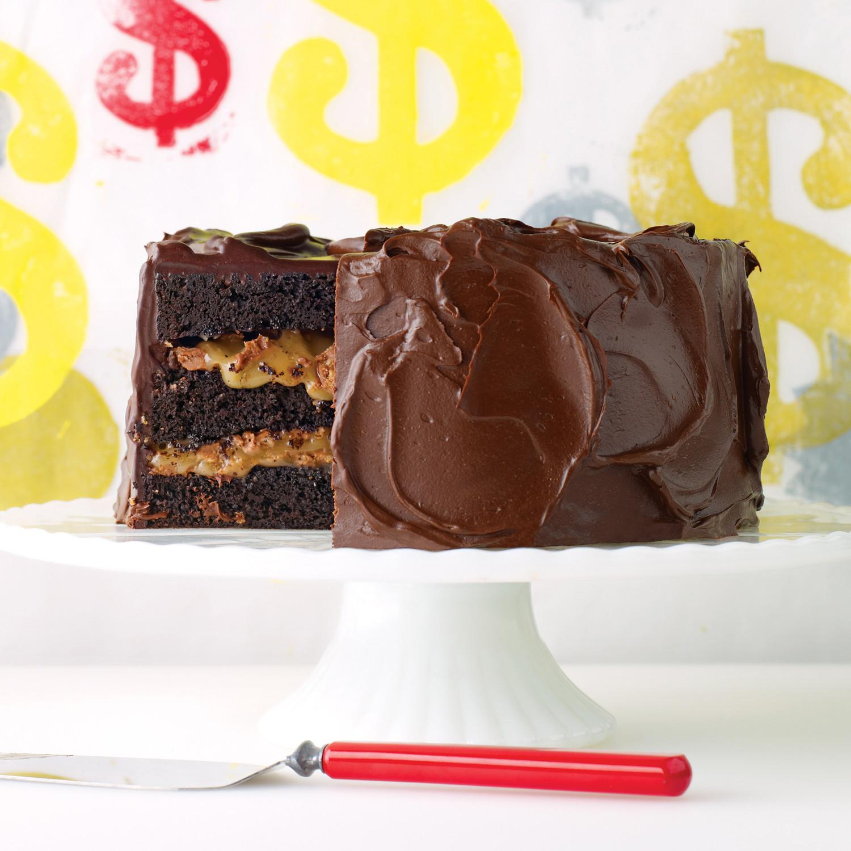 Martha Stewart Easter Desserts  Candy Bar Desserts