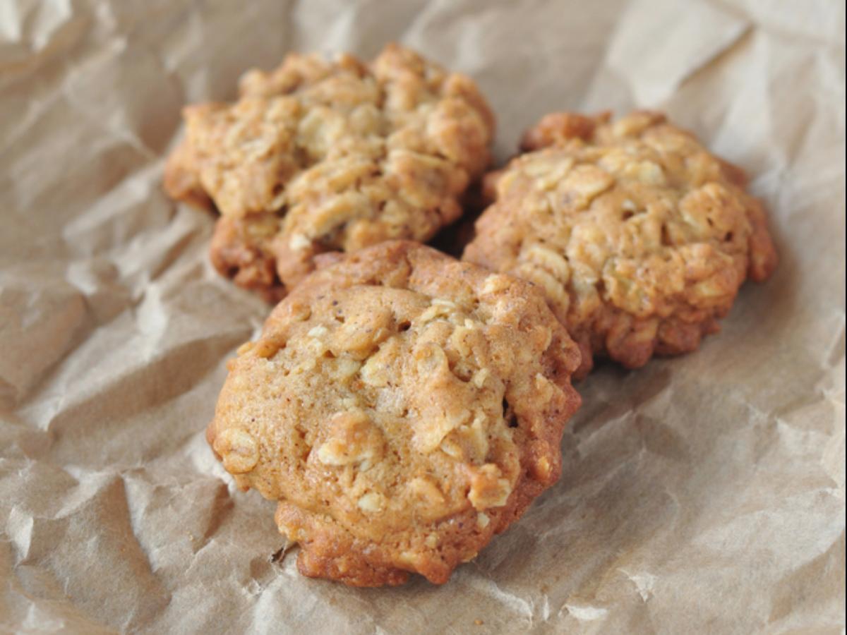 Martha Stewart Healthy Oatmeal Cookies  Martha Stewart s Healthy Oatmeal Cookies Recipe and