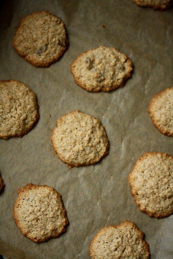 Martha Stewart Healthy Oatmeal Cookies  martha stewart gluten free oatmeal cookies