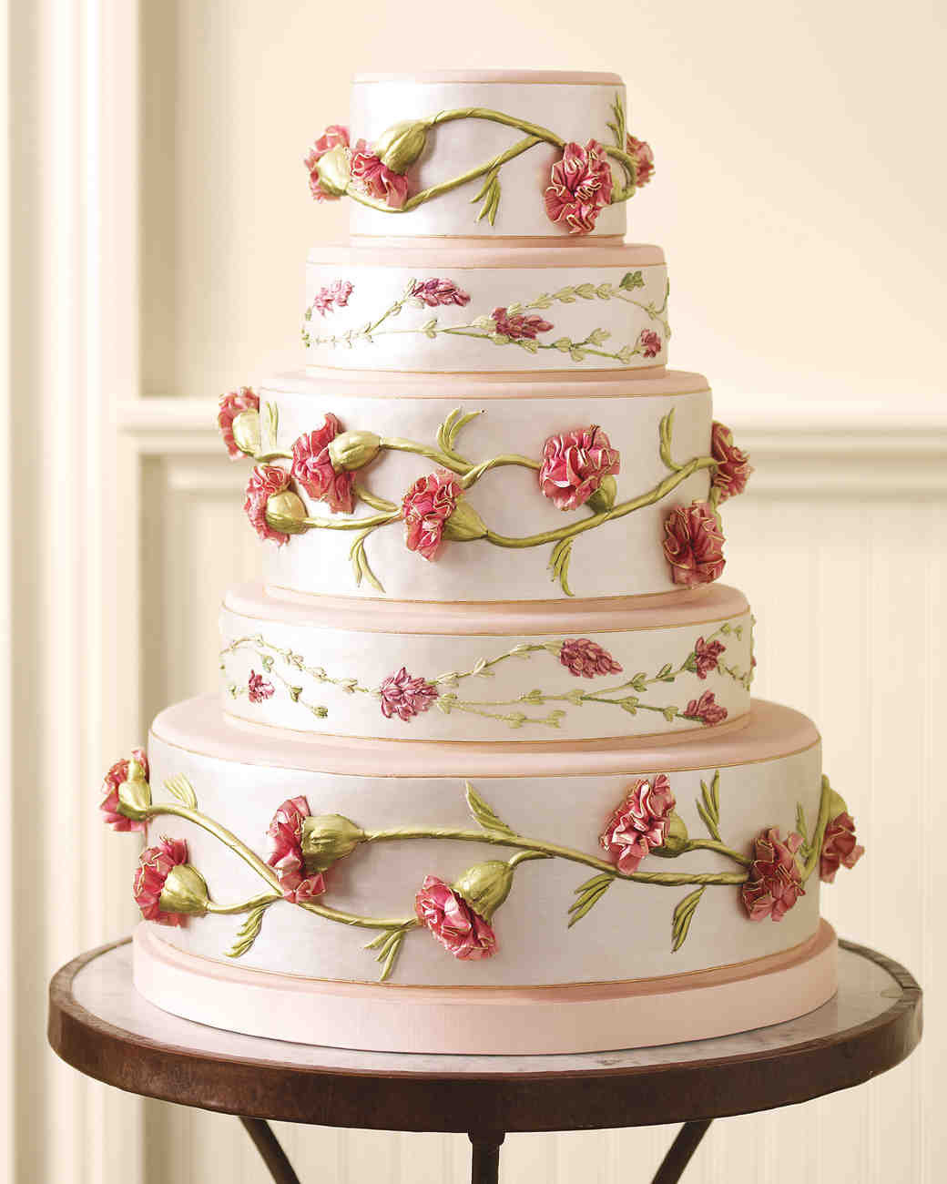 Martha Stewart Wedding Cakes  20 Years of Gorgeous Wedding Cakes by Pastry Chef Ron Ben