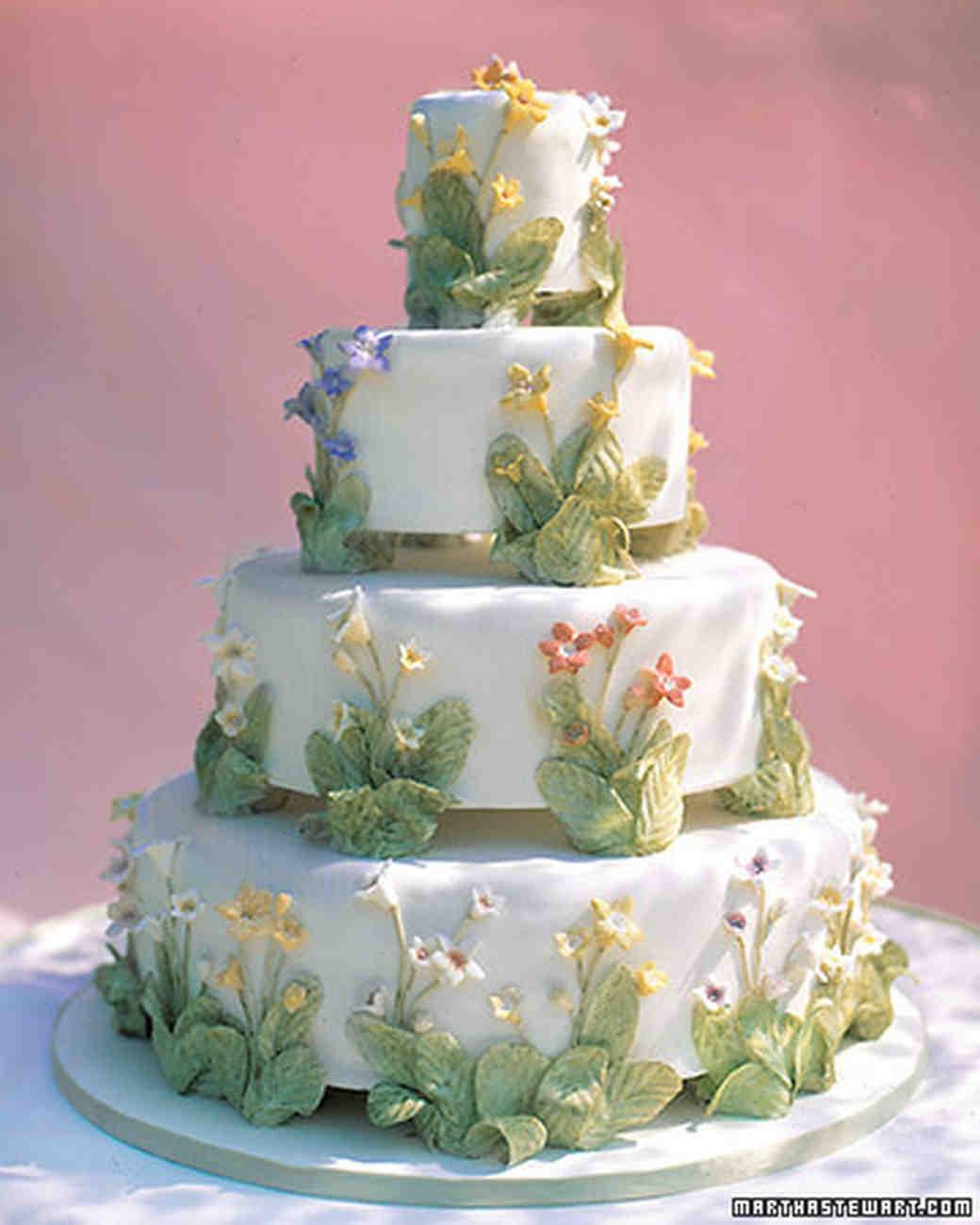 Martha Stewart Wedding Cakes  Green Wedding Cakes