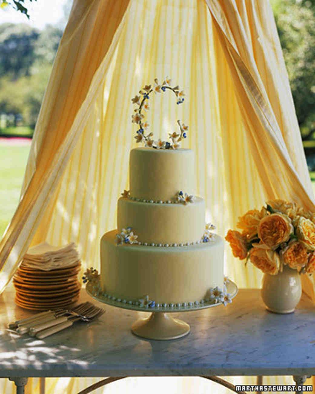 Martha Stewart Wedding Cakes  Best Cake Toppers