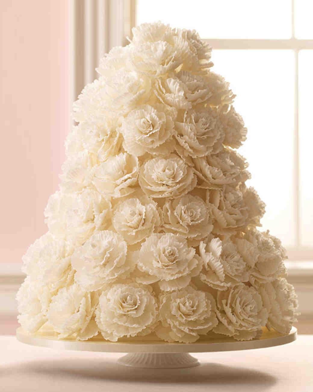 Martha Stewart Wedding Cakes  50 Great Wedding Cakes