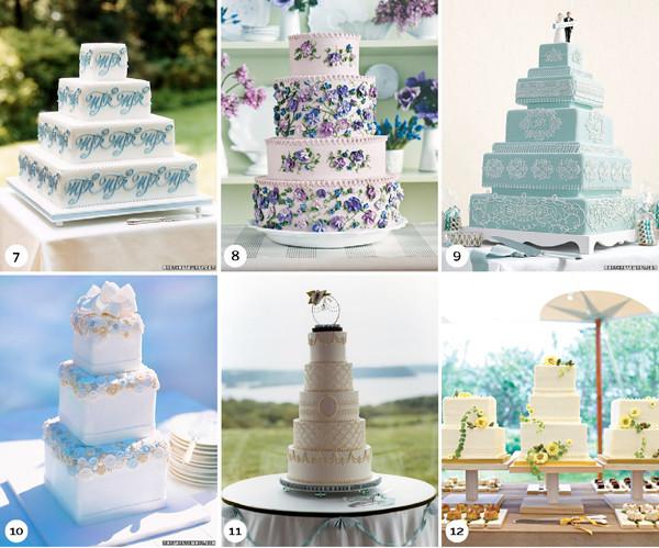 Martha Stewart Wedding Cakes  Guest Post