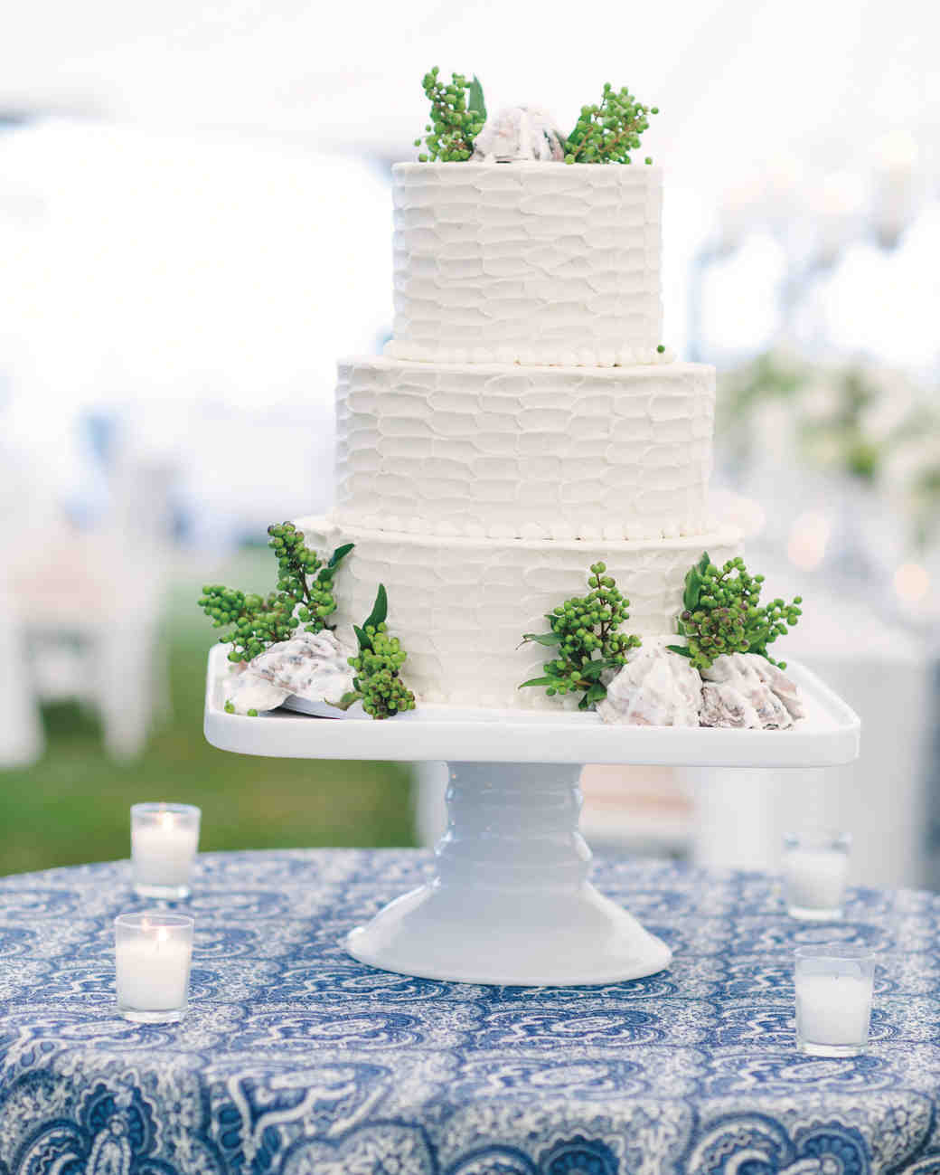 Martha Stewart Wedding Cakes  Nautical Wedding Ideas