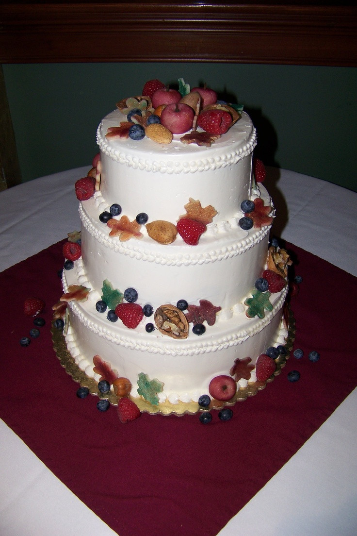 Marzipan Wedding Cakes  49 best images about Non traditional seasonal or themed