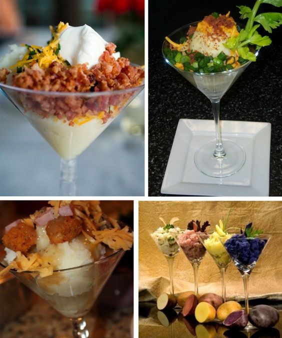 Mashed Potatoes Bar Wedding  This weekend Wedding and Modern country on Pinterest