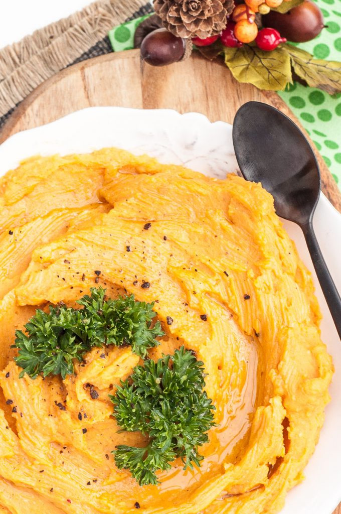 Mashed Sweet Potatoes Recipe Healthy  Healthy Mashed Sweet Potatoes Vegan Family Recipes