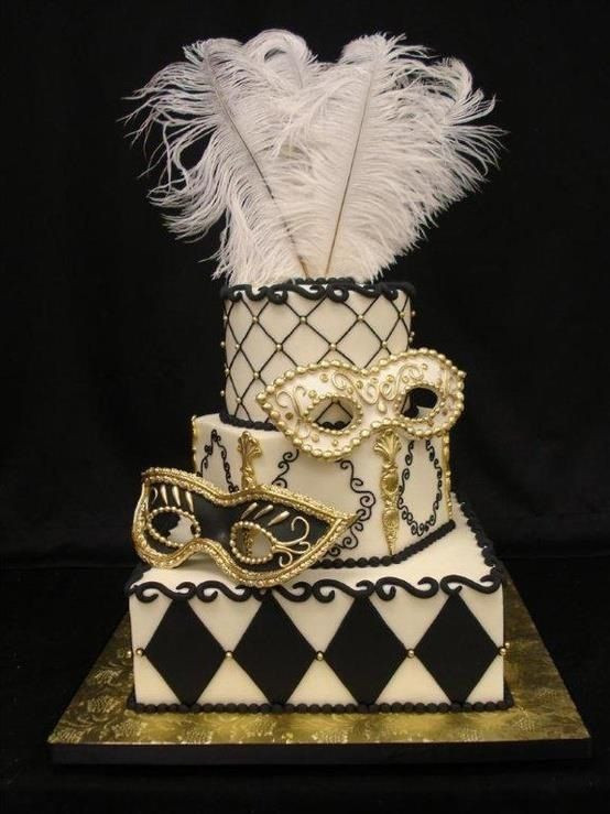 Masquerade Wedding Cakes  17 best ideas about Masquerade Wedding on Pinterest