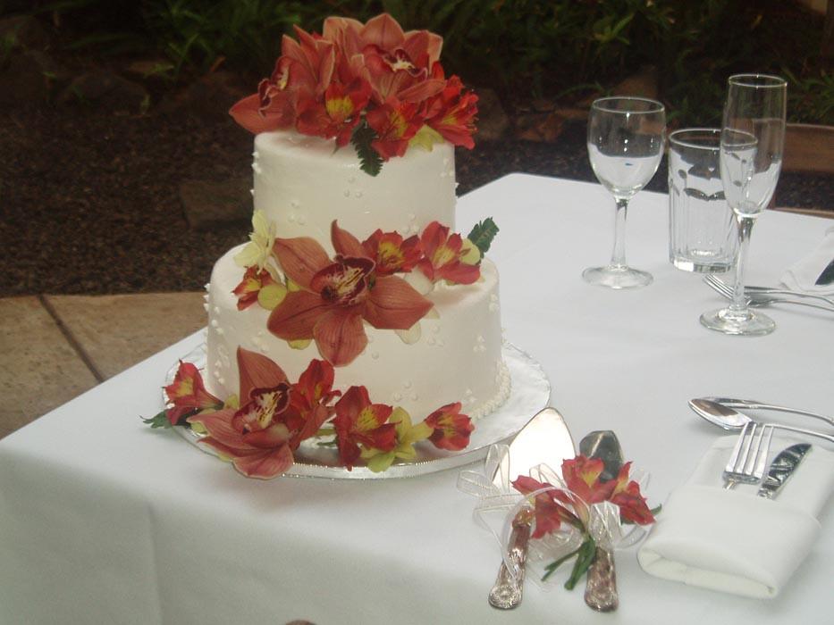 Maui Wedding Cakes  Maui Wedding Cake s
