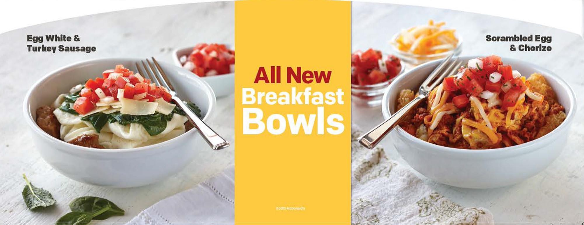 Mcdonalds Healthy Breakfast Menu  McDonald s adding new ingre nt kale HT Health