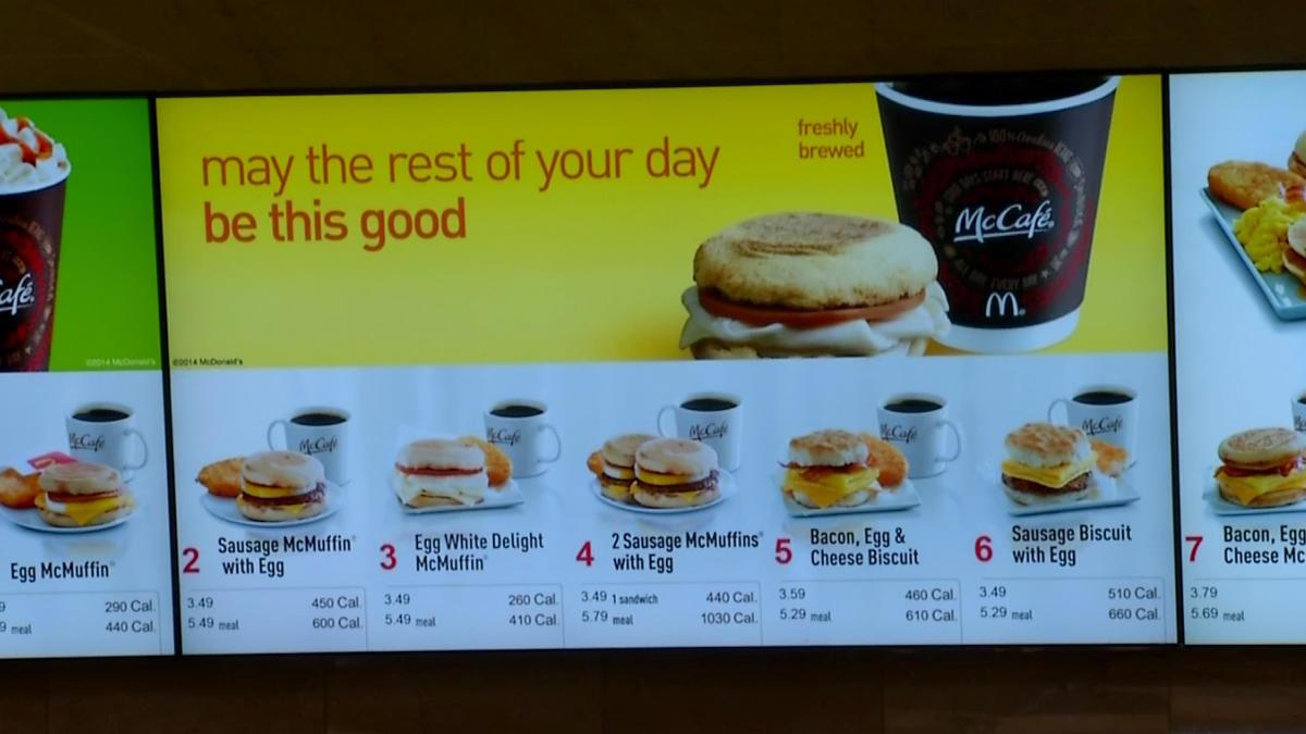 Mcdonalds Healthy Breakfast Menu  McDonald s to Expand All Day Breakfast Test Report NBC