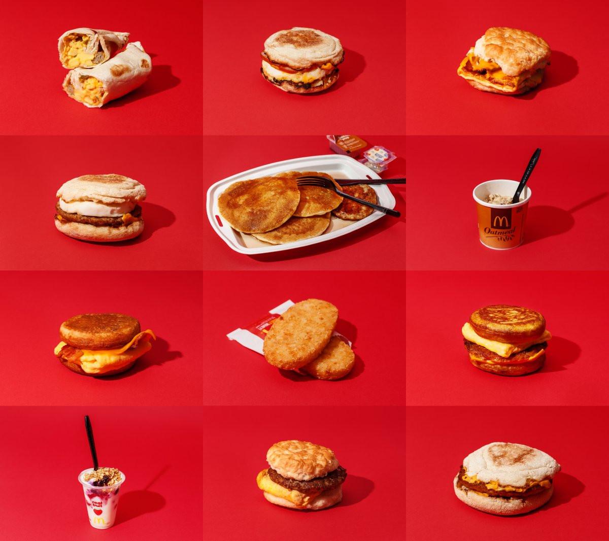 Mcdonalds Healthy Breakfast Menu  Best items on McDonald s All Day Breakfast menu Business