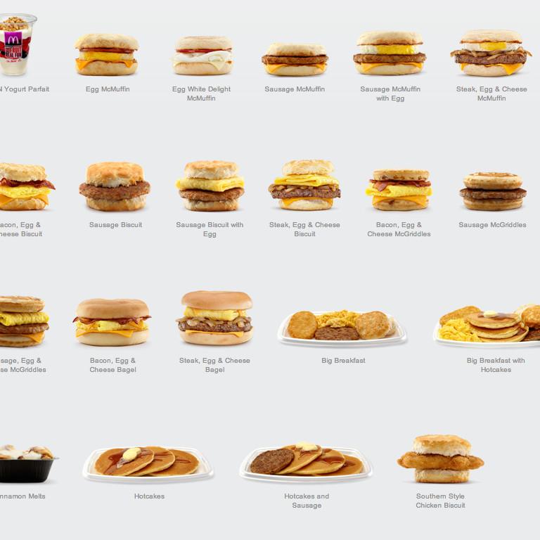 Mcdonalds Healthy Breakfast Menu  McDonald s May Start Serving Breakfast All Day