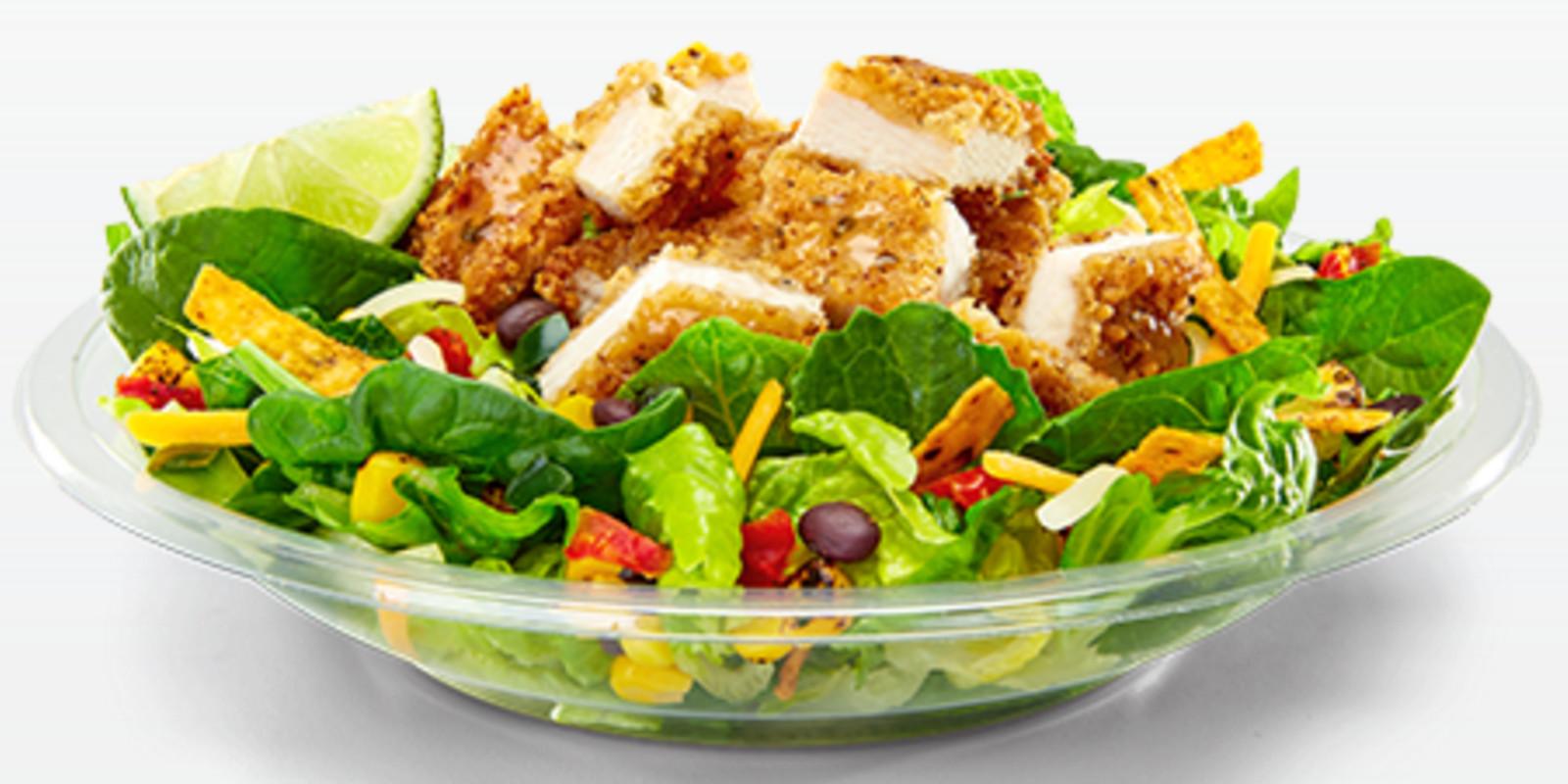 Mcdonalds Salads Healthy  McDonald s Kale Salad Packs More Calories Than a Big Mac