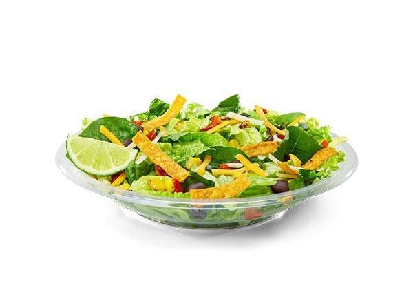 Mcdonalds Salads Healthy  McDonald s Menu Nutrition—Ranked