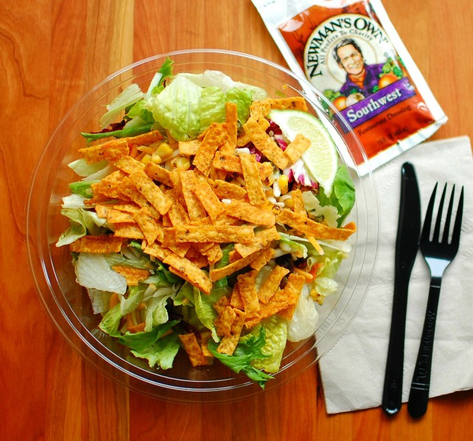 Mcdonalds Salads Healthy  Southwest Dressing Recipe