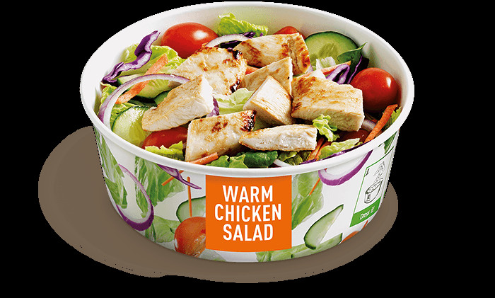 Mcdonalds Salads Healthy  An Ode To The McDonald s Chicken Salad