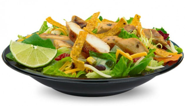 Mcdonalds Salads Healthy  Eat Healthy the Road Fast Food Meals For Under $10