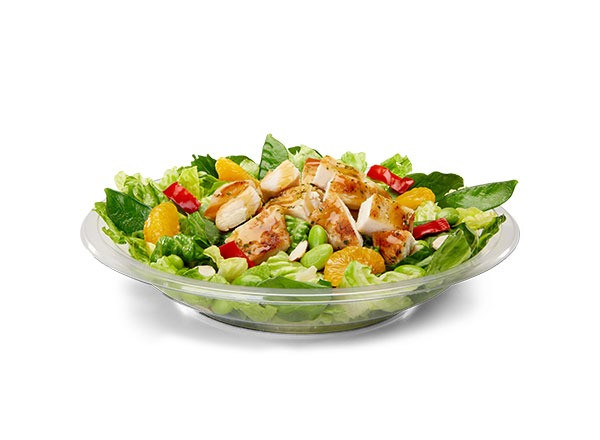 Mcdonalds Salads Healthy  How to Eat Healthy at McDonald s