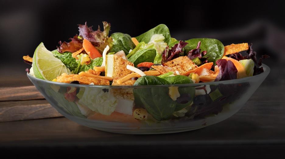 Mcdonalds Salads Healthy  Why You Should Never Order A Salad At McDonald's