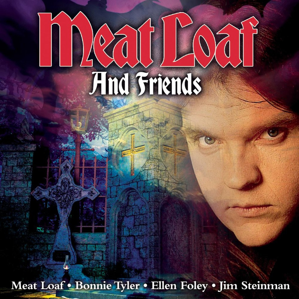 Meatloaf Hot Summer Night  You Took the Words Right Out of My Mouth Hot Summer Night