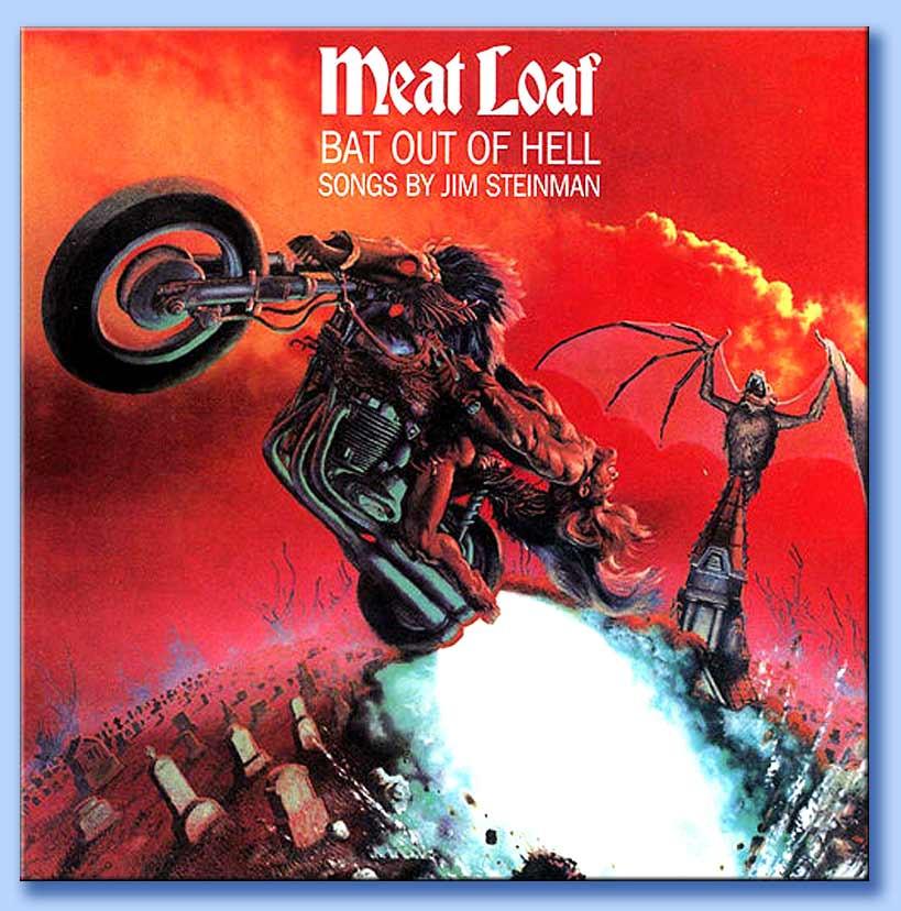 Meatloaf Hot Summer Night  meat loaf hot summer night