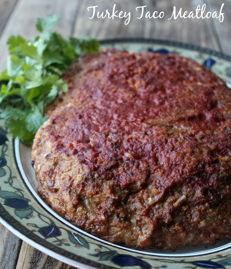 Meatloaf Recipe Healthy  20 Healthy and Delicious Ground Turkey Recipes