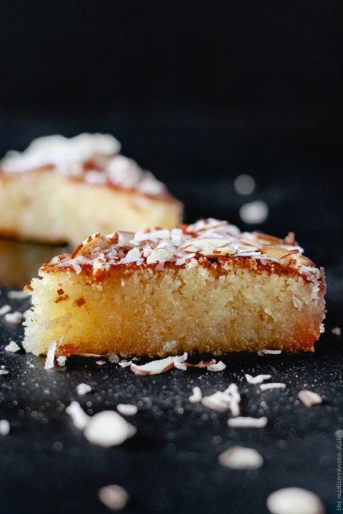 Mediterranean Desserts Healthy  Almonds Cakes and Mediterranean dishes on Pinterest