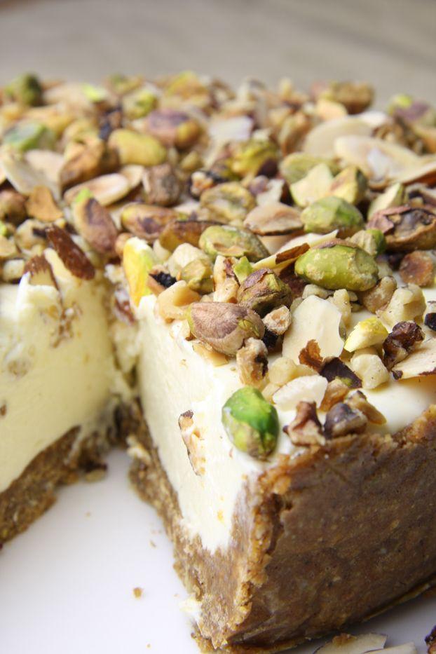 Mediterranean Desserts Healthy  1000 ideas about Baklava Cheesecake on Pinterest