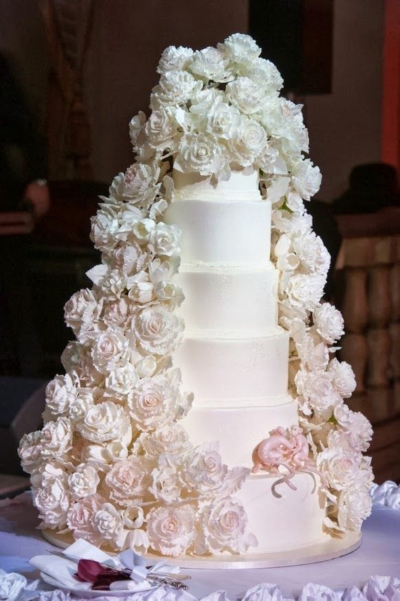 Meijers Wedding Cakes  Wow gorgeous wedding dress