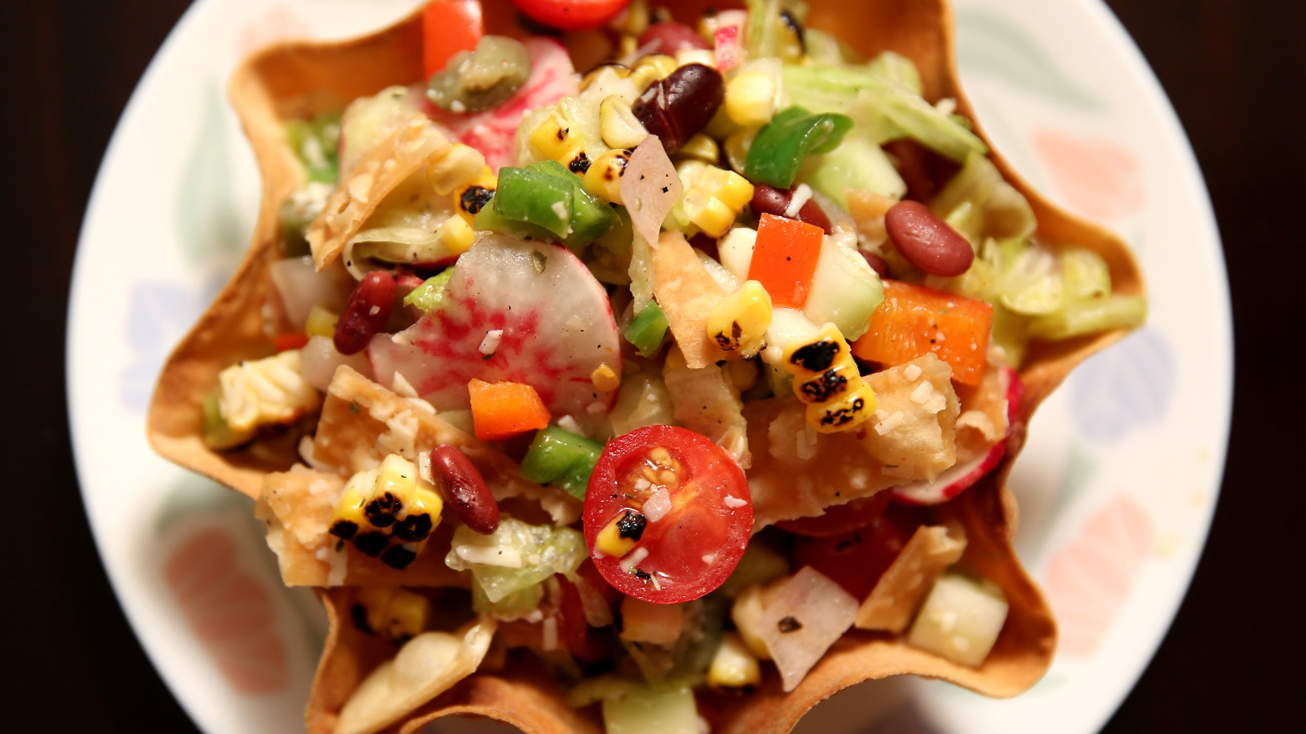 Mexican Healthy Recipes  Mexican Style Salad Healthy Salad Recipe